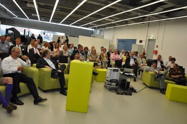 Besuch Designagentur Kiska und Führung