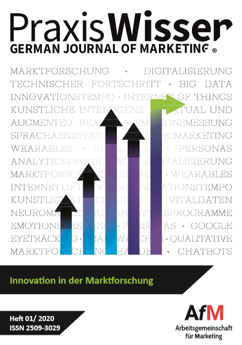 Innovation in der Marktforschun